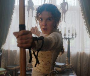 """Com Millie Bobby Brown, Netflix libera primeiras imagens de """"Enola Holmes"""""""