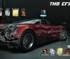 """Customização de vários itens dos automóveis em """"The Crew"""""""