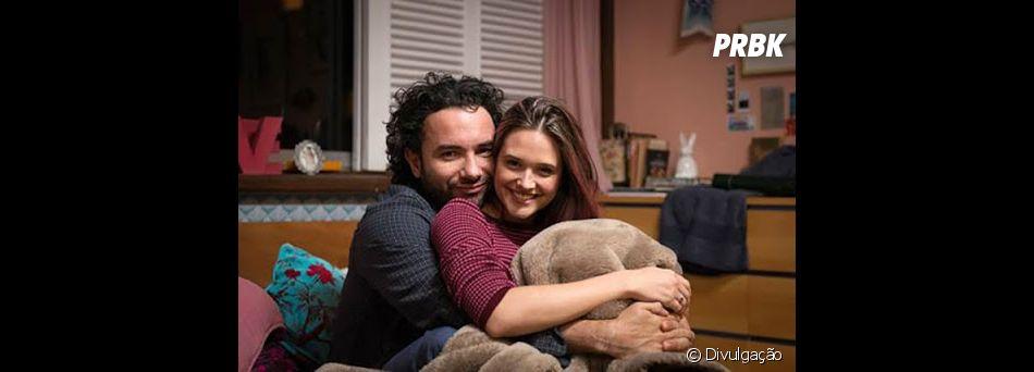 """Com Juliana Paiva, """"O Homem Perfeito"""" é sucesso na Netflix"""