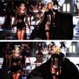 A apresentação de Taylor Swift no desfile foi incrível! O programa oficial com a cobertura completa vai ao ar no próximo dia 9, na TV americana