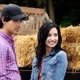 """""""Camp Rock"""": Demi Lovato viraliza ao postar sequência de Stories revendo o filme"""