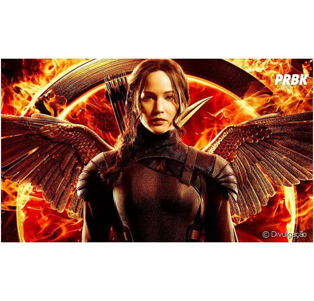 """Jennifer Lawrence também está presente na trilha sonora de """"Jogos Vorazes: A Esperança - Parte 1"""""""