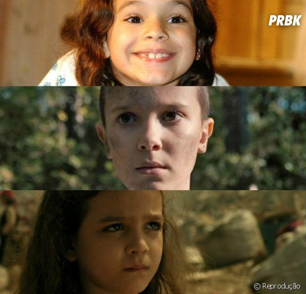 Bruna Marquezine, Mel Maia, Millie Bobby Brown e mais: 10 jovens atores que interpretaram personagens intensos quando eram muito novos