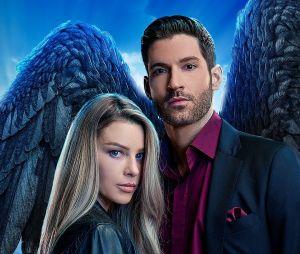 """""""Lucifer"""" lançou a 1ª parte da 5ª temporada na última sexta-feira (21)"""