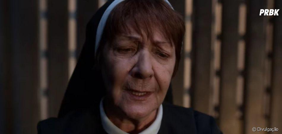 """Ivonne Coll está na 5ª temporada de""""Lucifer"""" como a Madre Angélica e ela também é Alba, a Abuela, em""""Jane The Virgin"""""""
