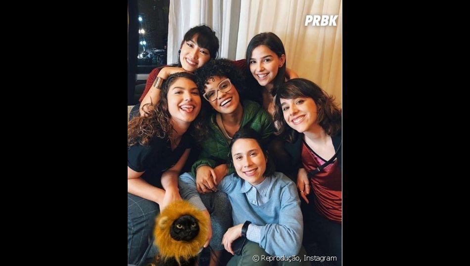 """Spin-off de """"Malhação - Viva a Diferença"""", """"As Five"""", estreia dia 12 de novembro no Globoplay e já tem segunda temporada confirmada"""