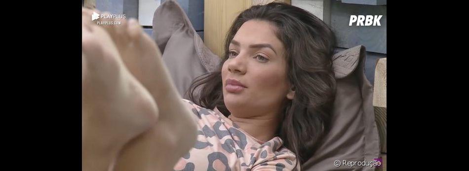 """""""A Fazenda 12"""": Stéfani diz que algumas coisas no """"De Férias com o Ex Brasil"""" eram induzidas"""