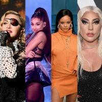 Estas escolhas são impossíveis para os fãs de divas do pop
