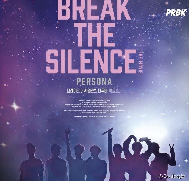 """BTS: """"Break the Silence: The Movie"""" estreia em outubro no Brasil"""