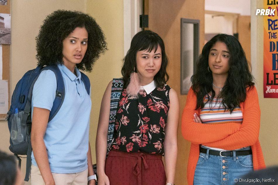"""Quem aí já tá ansioso pra segunda temporada de """"Eu Nunca..."""", da Netflix?"""