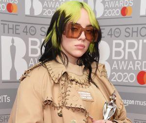 Billie Eilish revela que irá mudar o visual para sua nova era