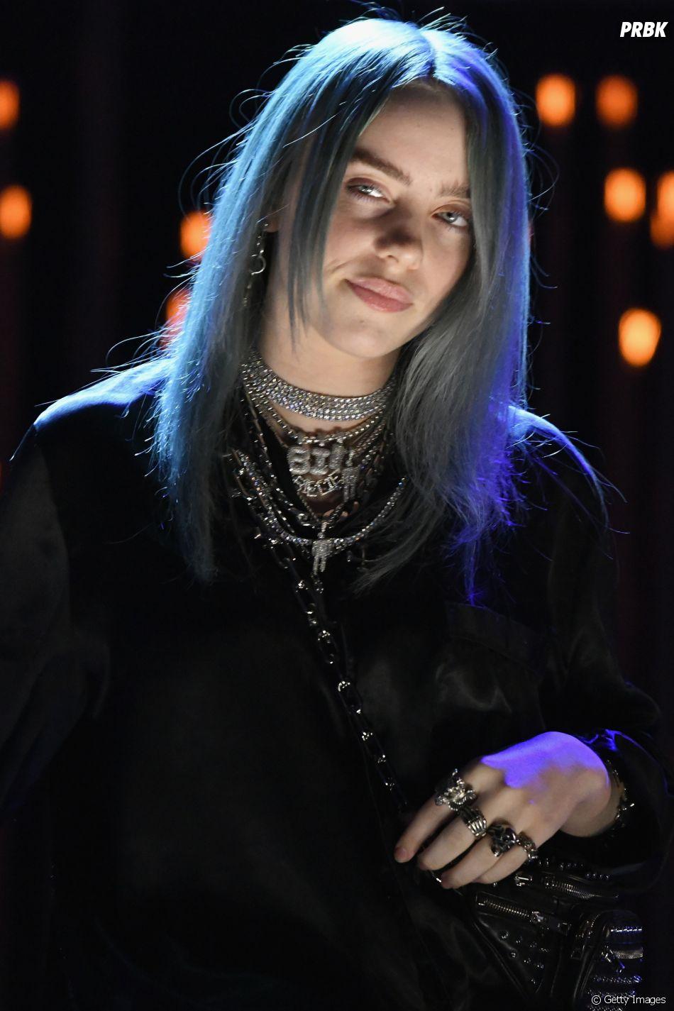 Nova era de Billie Eilish virá com novo cabelo