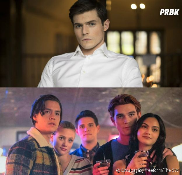 """Riverdale"": Chris Mason, de ""PLL: The Perfectionists"", entra para elenco da 5ª temporada"