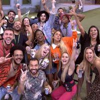 """Marina Ruy Barbosa pede paredão falso no """"BBB21"""" e Boninho confirma que vai ter"""