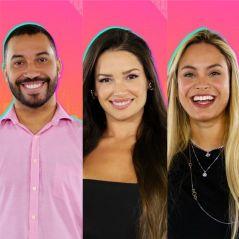 """Quem você é no G3 do """"BBB21"""": Gilberto, Juliette ou Sarah?"""