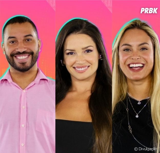 """Quiz """"BBB21"""": Gilberto, Juliette ou Sarah, quem você é no G3?"""