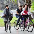 """A Vida da Gente"": triângulo amoroso entreAna (Fernanda Vasconcellos),Manuela (Marjorie Estiano) e Rodrigo (Rafael Cardoso) é o foco da trama"