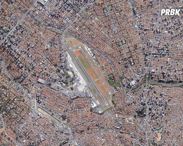 A colisão do voo 354 da TAM, em 2007, matou 199 pessoas