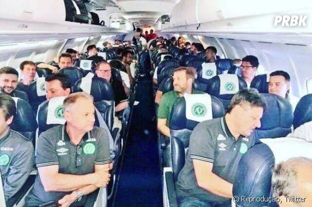O acidente de voo da Chapecoense, de 2016, matou 79 pessoas