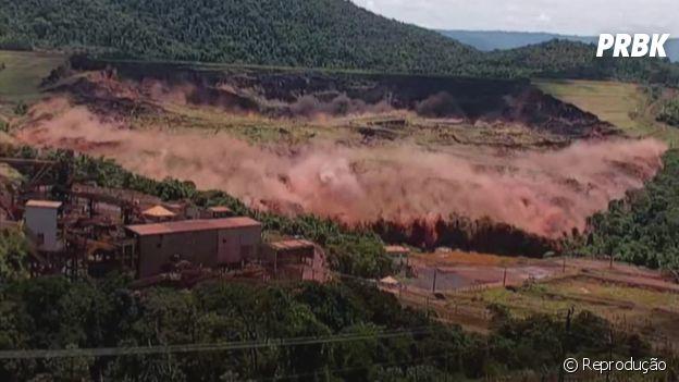 O rompimento de barragem de Brumadinho, em 2019, deixou 257 mortos