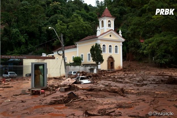 Em 2011, o alto índice de chuva na Região Serrana do Rio de Janeiro matou mais de 500 pessoas