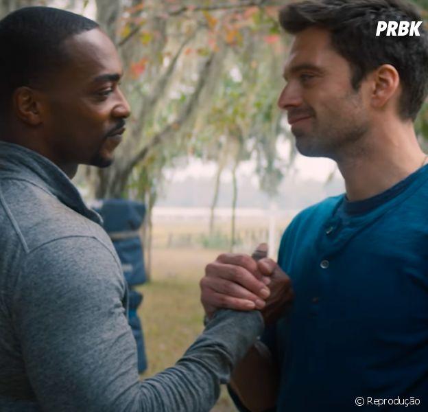 """""""Falcão e o Soldado Invernal"""": você é mais Bucky ou Sam? Faça o quiz e descubra"""