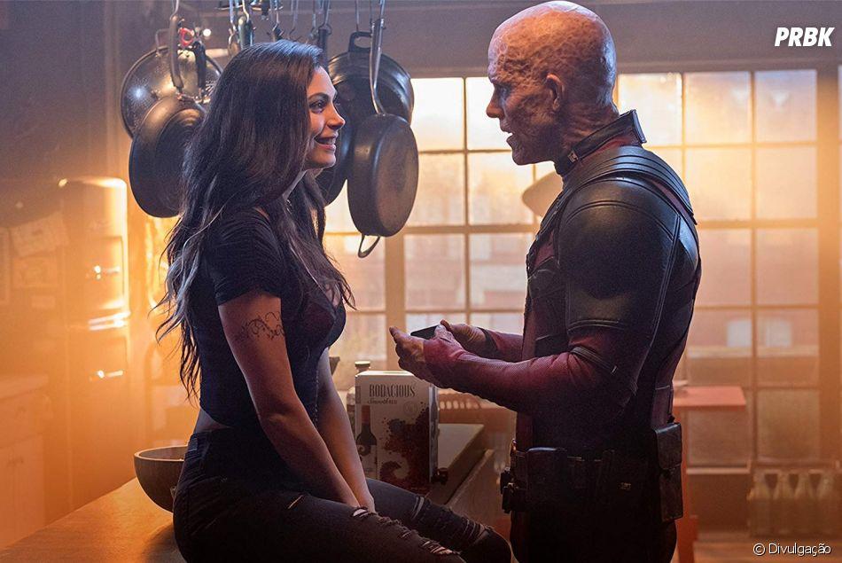 """Tem uma pessoa brasileira no elenco de """"Deadpool"""""""