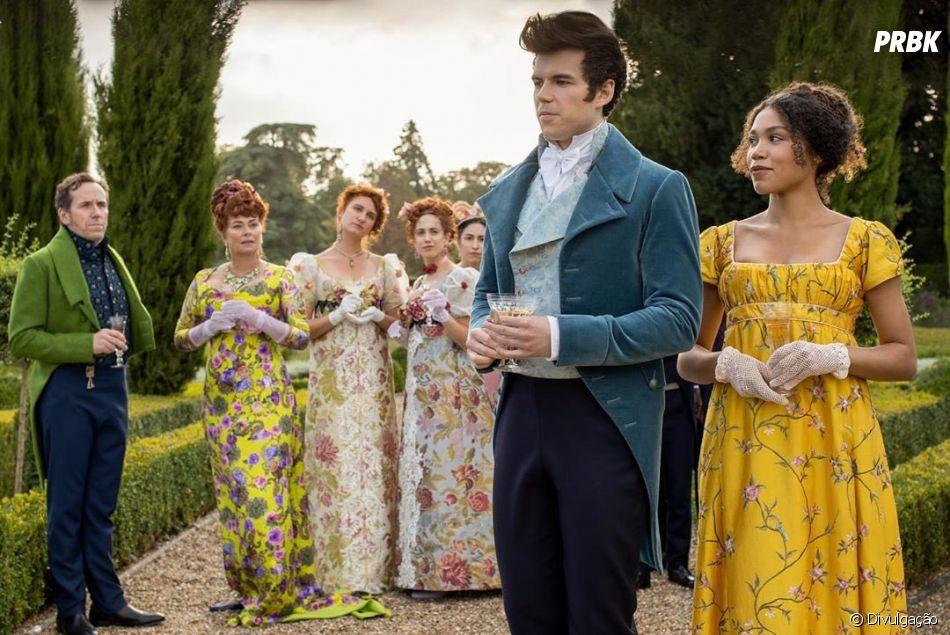 """""""Bridgerton"""": conheça os novos personagens da série"""