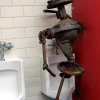 HightECA! Robô movido a urina pode ser real no futuro