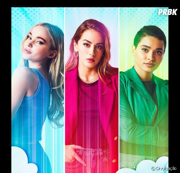 """""""Powepuff"""": série live-action de """"As Meninas Superpoderosas"""" tem primeira imagem divulgada pela CW"""