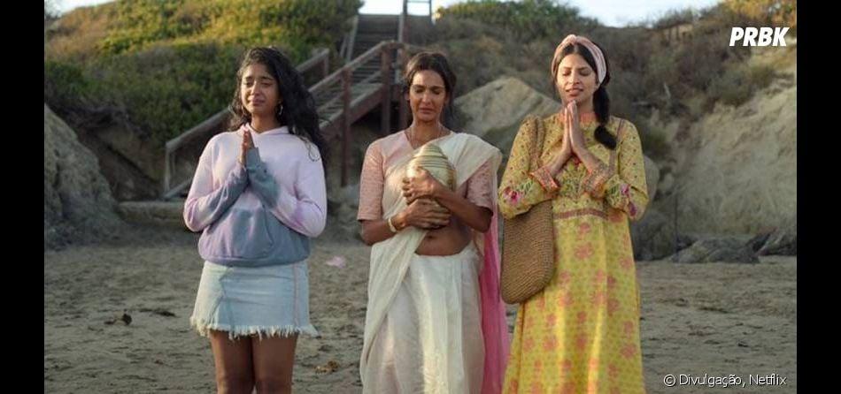 """""""Eu Nunca"""": série da Netflix aborda temas da religião e tradição indianas"""
