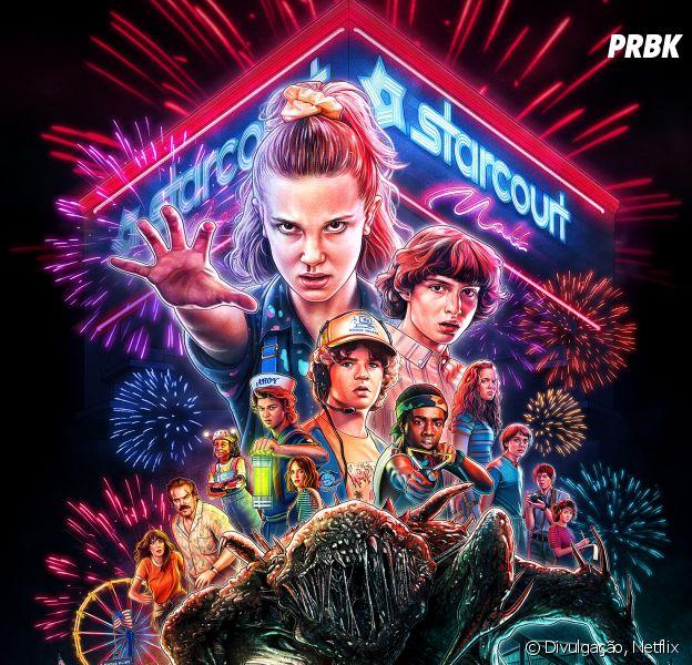 """""""Stranger Things"""": 4ª temporada ganha novo teaser! Confira"""