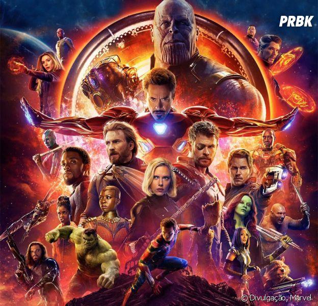 Cronologia da Marvel: veja a ordem dos filmes e séries