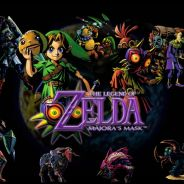 """Em """"The Legend of Zelda: Majora's Mask"""": Conheça 9 máscaras indispensáveis para o jogo"""