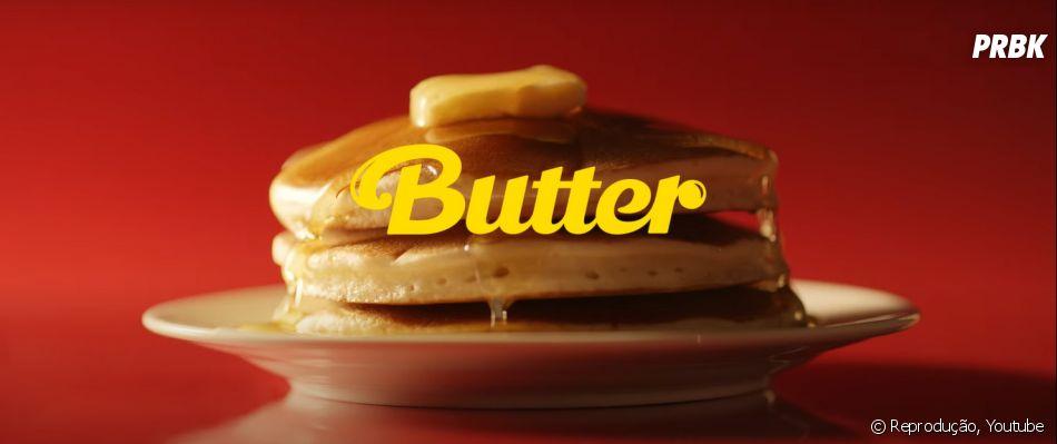 """""""Butter"""", nova música do BTS, será lançada no dia 21 de maio, sexta-feira"""