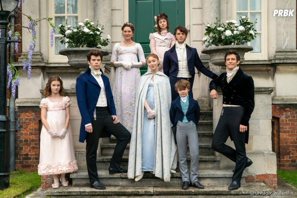 """Bridgerton"": Netflix já renovou a série para 2ª, 3ª e 4ª temporadas"