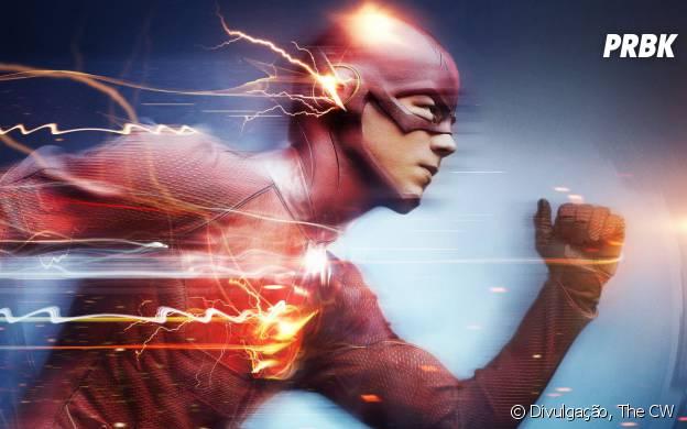 "Barry Allen (Grant Gustin) vai descobrir coisas chocantes em ""The Flash""!"