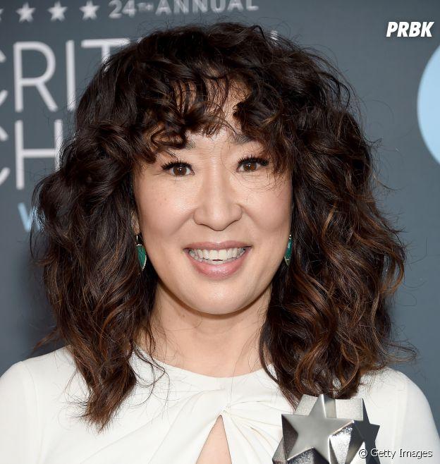 Sandra Oh é militante contra o racismo que muitos asiáticos sofrem