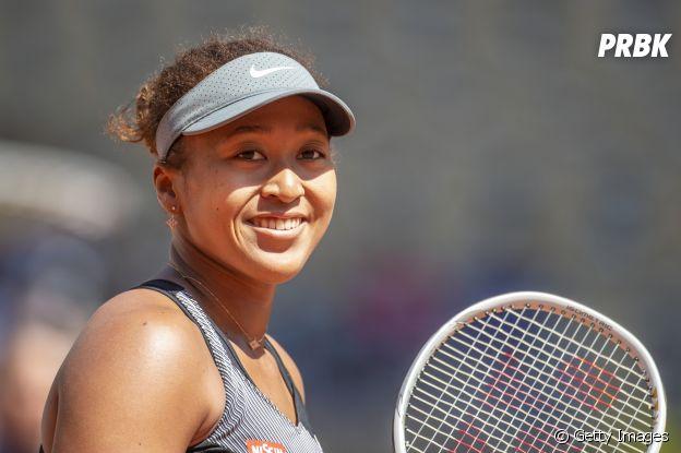 Naomi Osaka é jogadora de tênis e fala com frequência sobre racismo