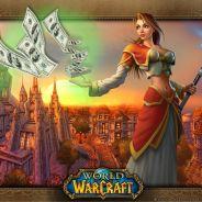 """Em """"World Of Warcraft"""": Blizzard pode liberar venda ou troca de gold por tempo de jogo"""