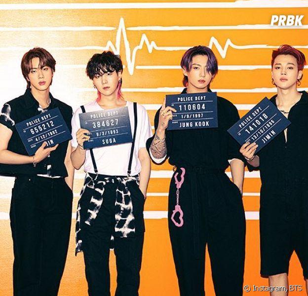 BTS é acusado de plágio