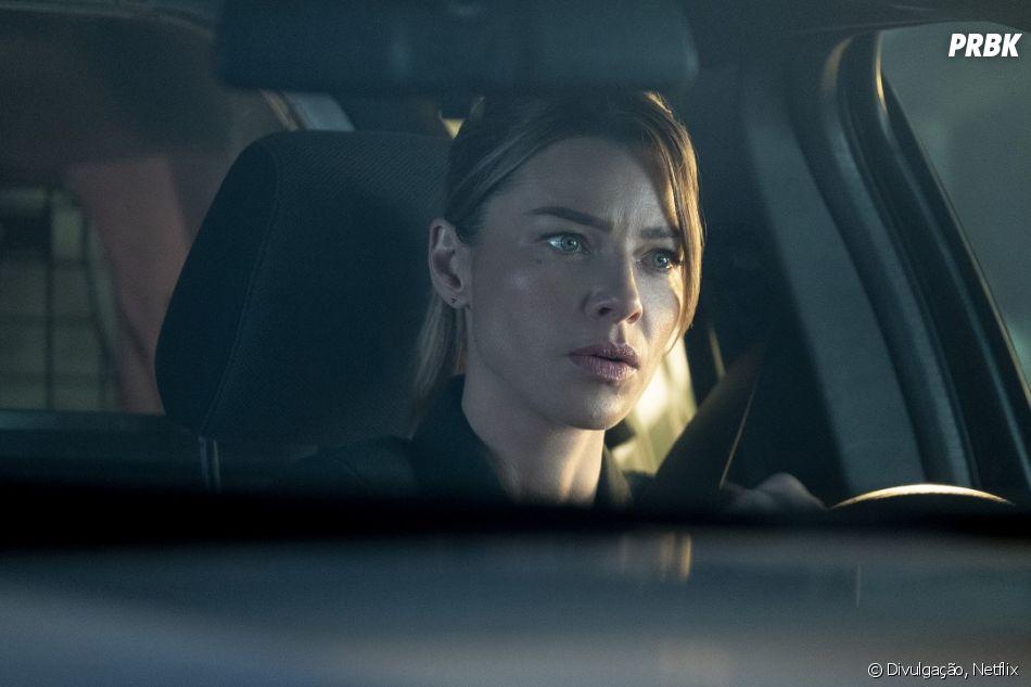 "Chloe (Lauren German) vai deixar de ser detetive em ""Lucifer""   ?"