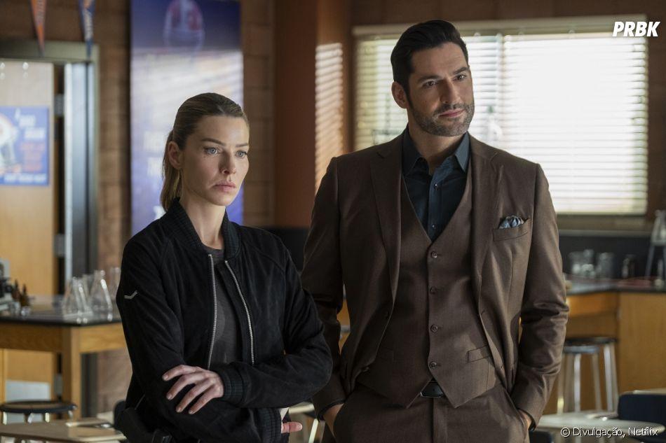 Ella, papel de Aimee Garcia, é a única que desconhece a identidade verdadeira de Lúcifer. Será que ela descobre na 6ª temporada?