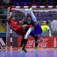 O futsal é um dos jogos mais pedidos pelas Olimpíadas. O Brasil possui grandes nomes no esporte e certamente traria o Ouro pra casa