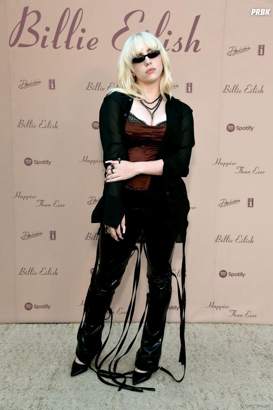 """Billie Eilish vai lançar o especial """"Happier than Ever: Uma Carta de Amor para Los Angeles"""" pelo Disney +"""