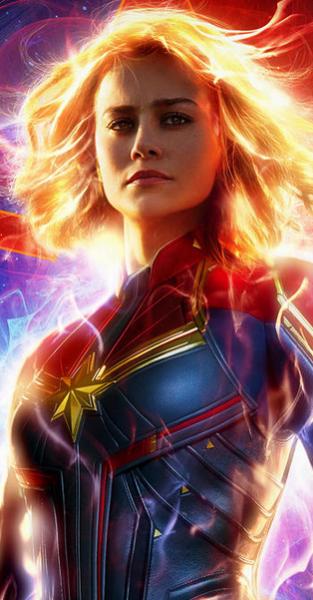 """""""Vingadores: Ultimato"""" ou """"Capitã Marvel"""": qual filme da"""